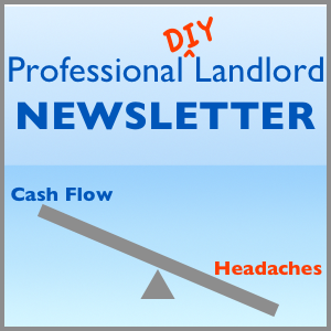 ProDIYLandlord Newsletter