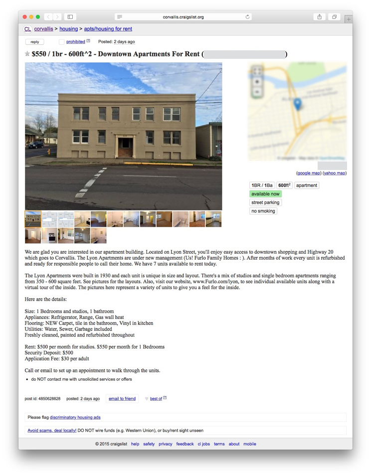 The Definitive Guide To Posting Housing Rentals On ...