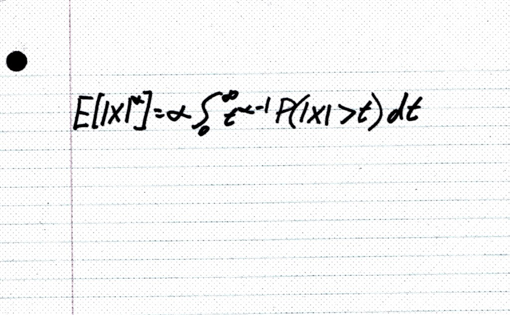 Property Value Expected Value Formula
